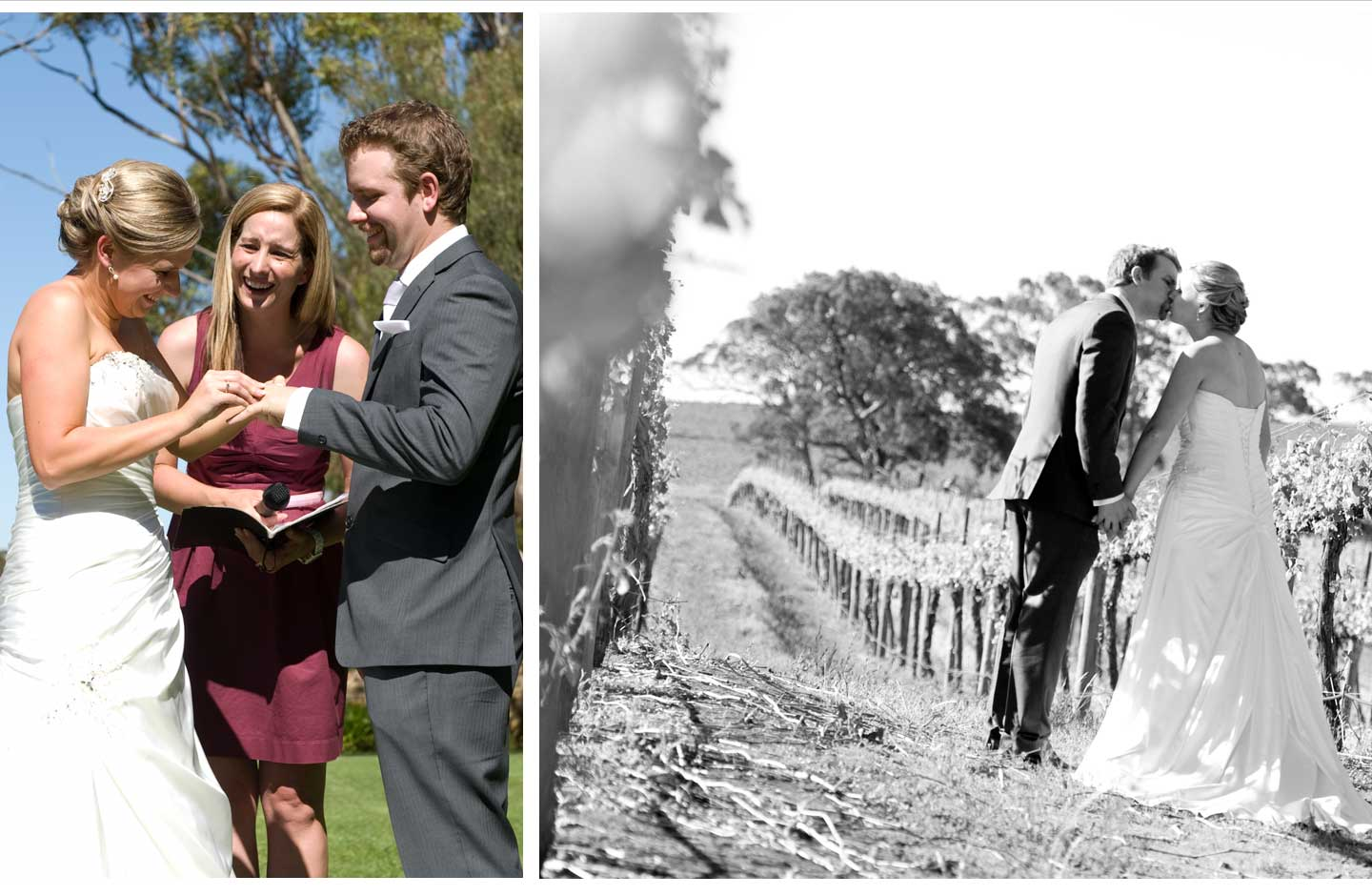 wedding photography clare valley